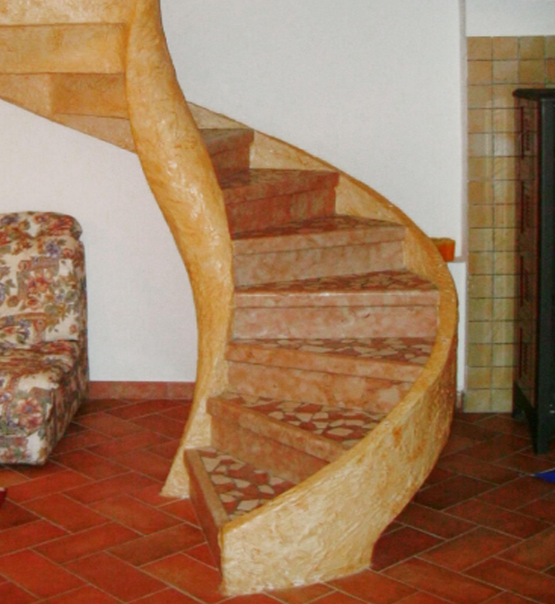 Verkleidungen für Treppen